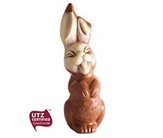 Chocolade paashuis XXL